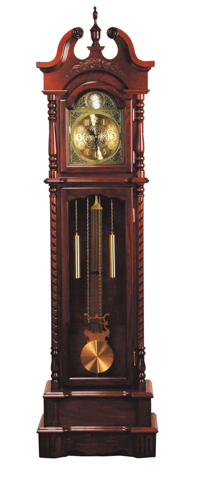 Acme Furniture Broadmoor Grandfather Clock - Item Number: 01431
