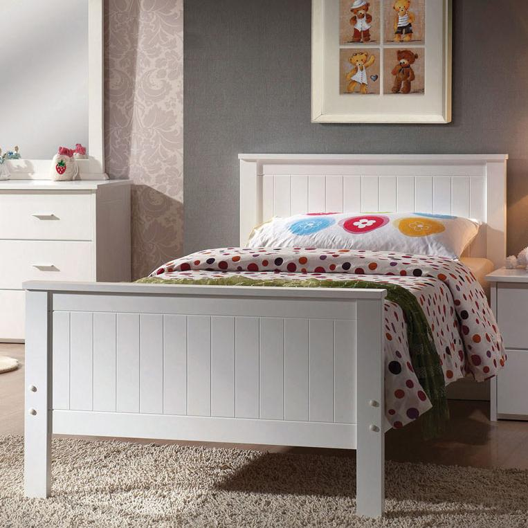 Acme Furniture Bungalow Twin Bed - Item Number: 30025T