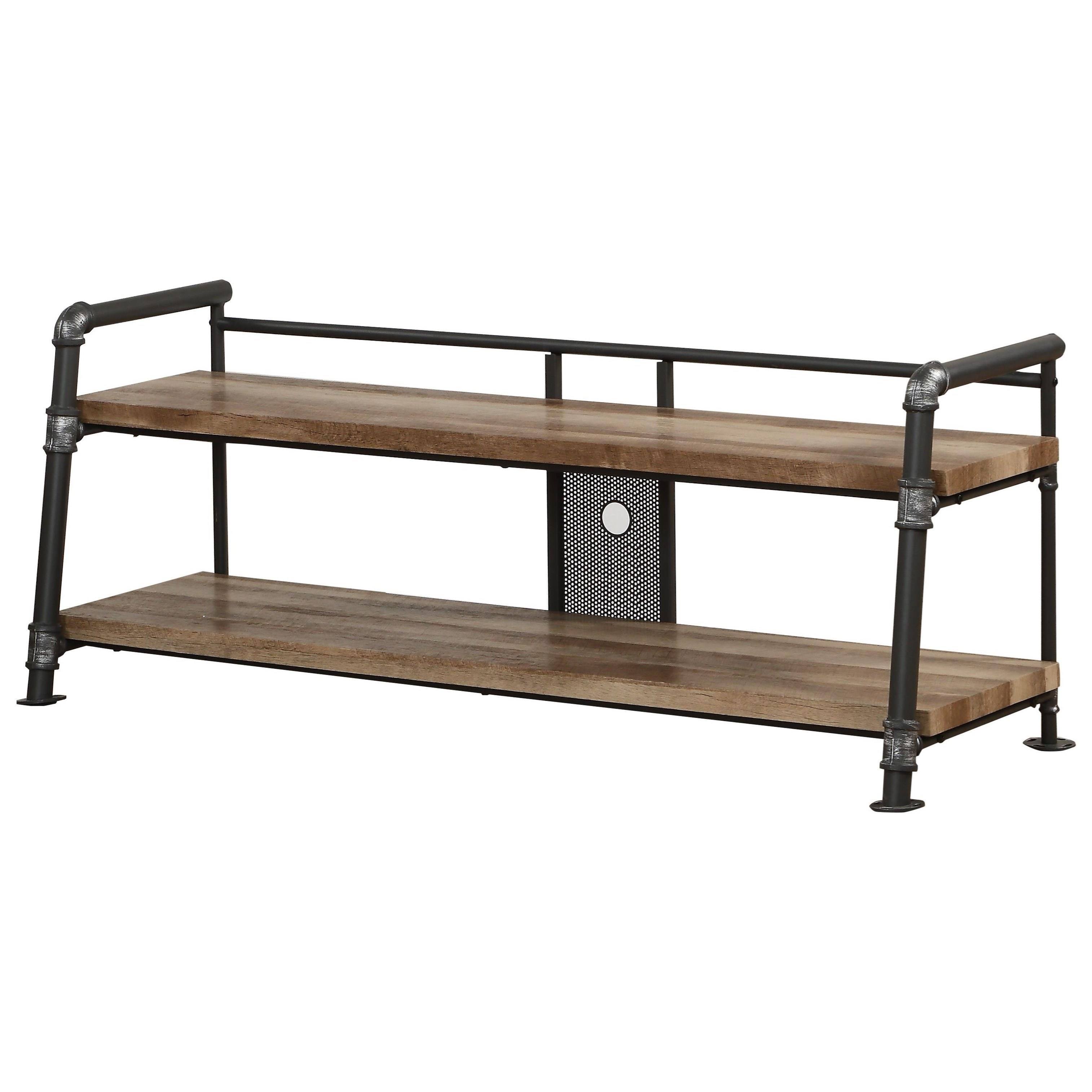 Caitlin (II) TV Stand by Acme Furniture at Carolina Direct