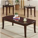 Acme Furniture Camarillo Three-Piece Occasional Tables - Item Number: 09301