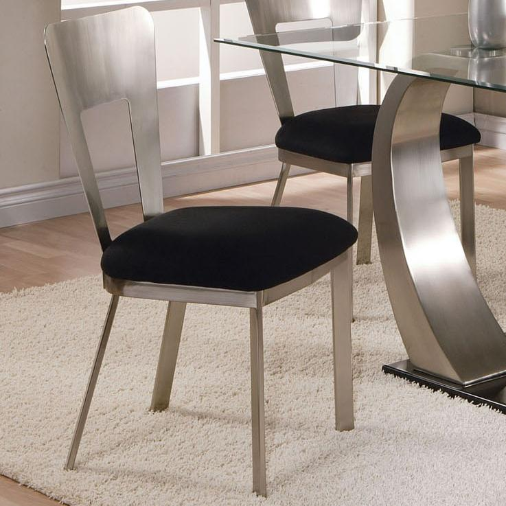 Acme Furniture Camille Side Chair - Item Number: 10093
