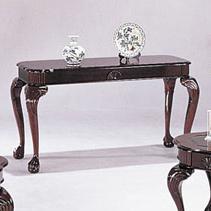 Acme Furniture Canebury Cherry Sofa Table