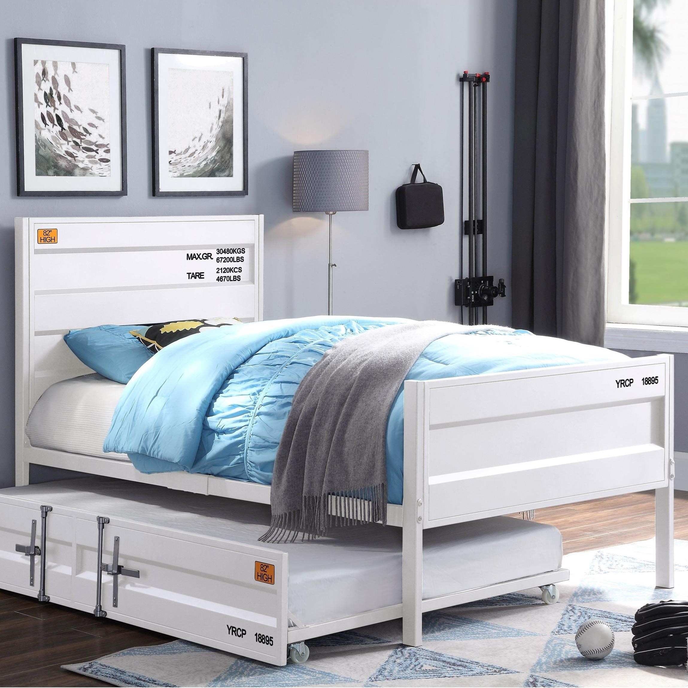 Acme Furniture Cargo 35900t Twin Bed