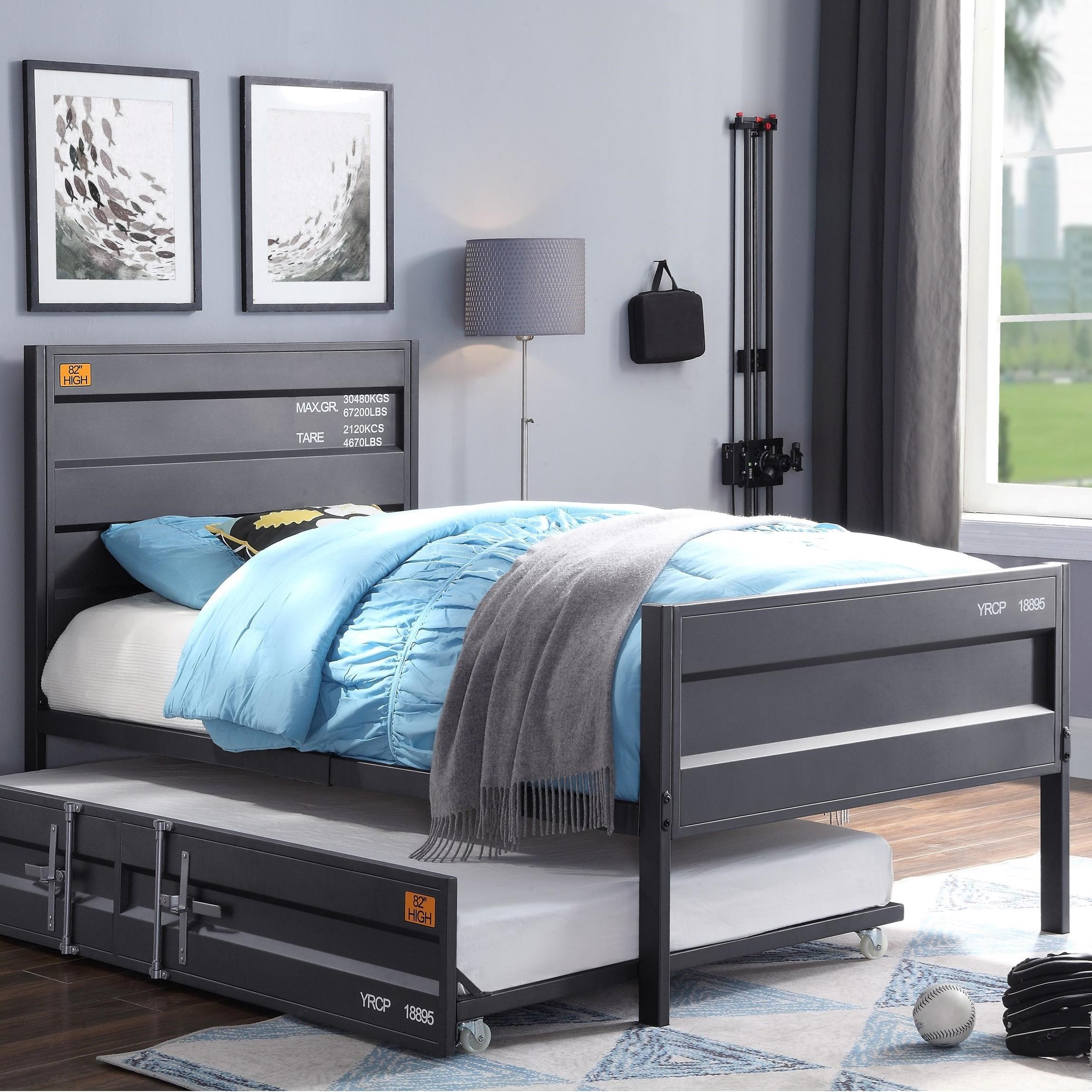 Acme Furniture Cargo 35920t Twin Bed