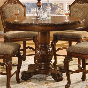 Acme Furniture Chateau De Ville Counter Height Dining Table