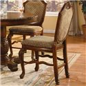 Acme Furniture Chateau De Ville Counter Height Dining Chair - Item Number: 04084