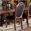 Acme Furniture Chateau De Ville Dining Side Chair - Item Number: 10038
