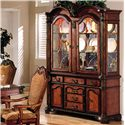 Acme Furniture Chateau De Ville Buffet With Hutch - Item Number: 4079B+4080H