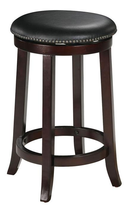 Acme Furniture Chelsea Swivel Counter Stool - Item Number: 04732