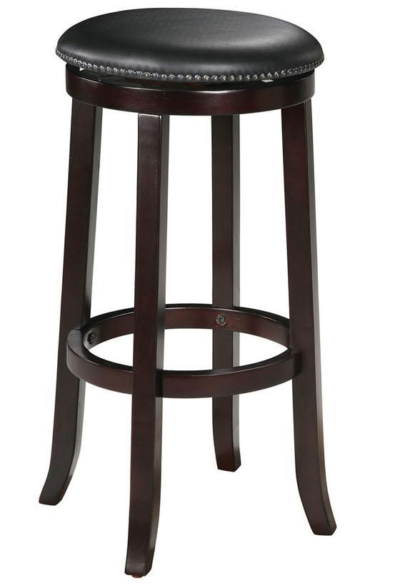 Acme Furniture Chelsea Swivel Bar Stool - Item Number: 04733
