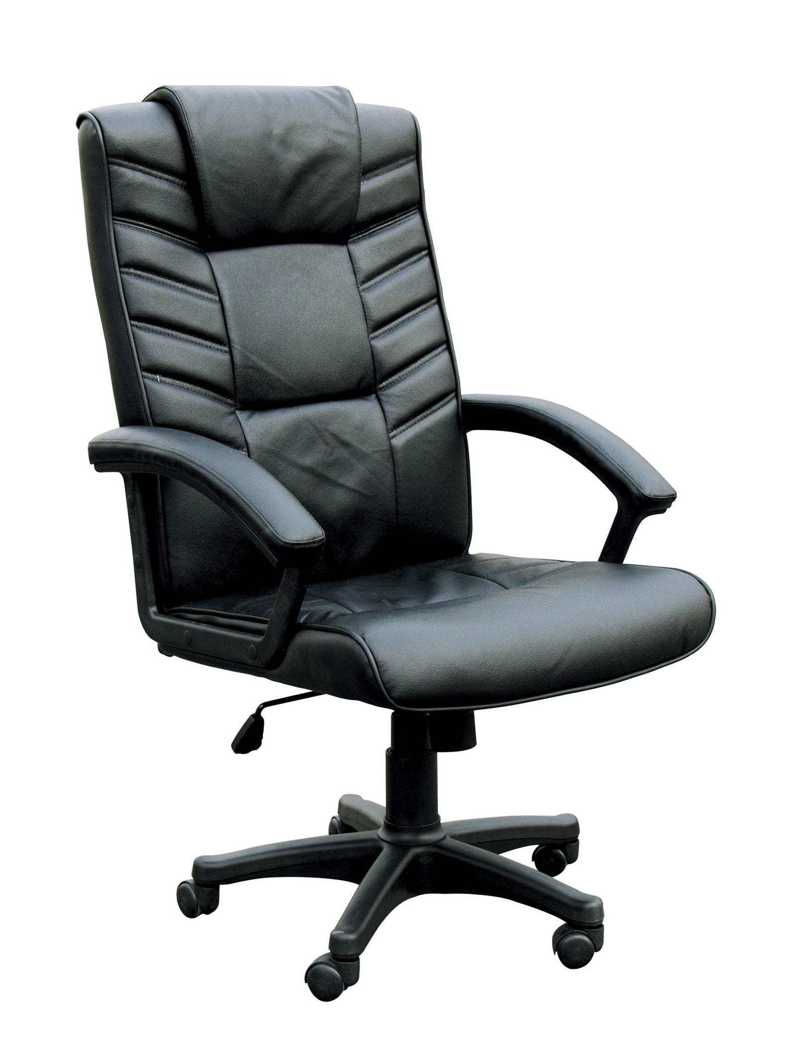 Acme Furniture Chesterfield Executive Chair W/Pneumatic Lift - Item Number: 02341