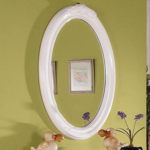Acme Furniture Classique Oval Mirror - Item Number: 30130