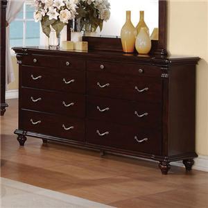 Acme Furniture Cleveland Dresser
