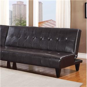 Acme Furniture Conrad Adjustable Sofa