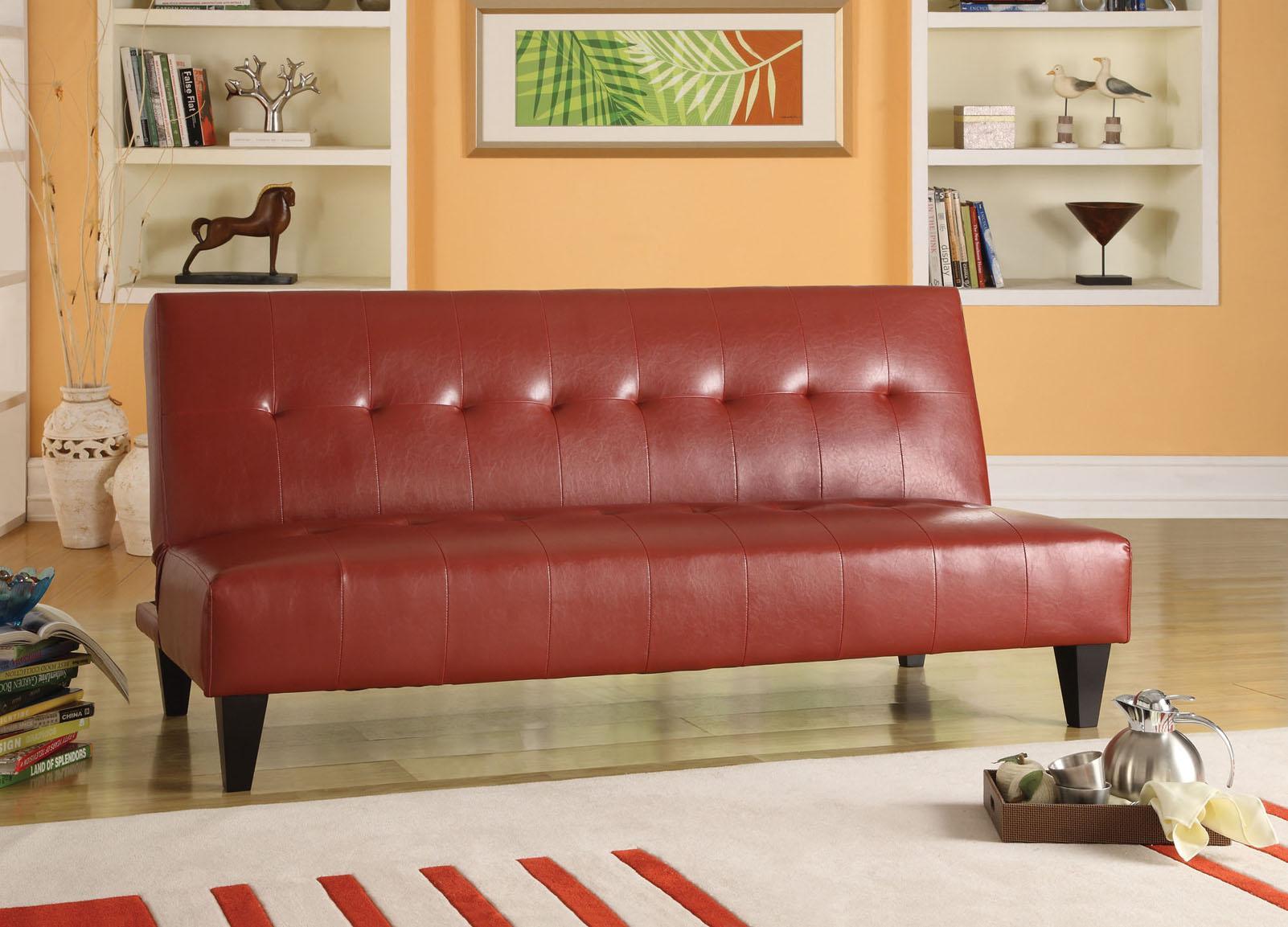 Acme Furniture Conrad Adjustable Sofa - Item Number: 05856C