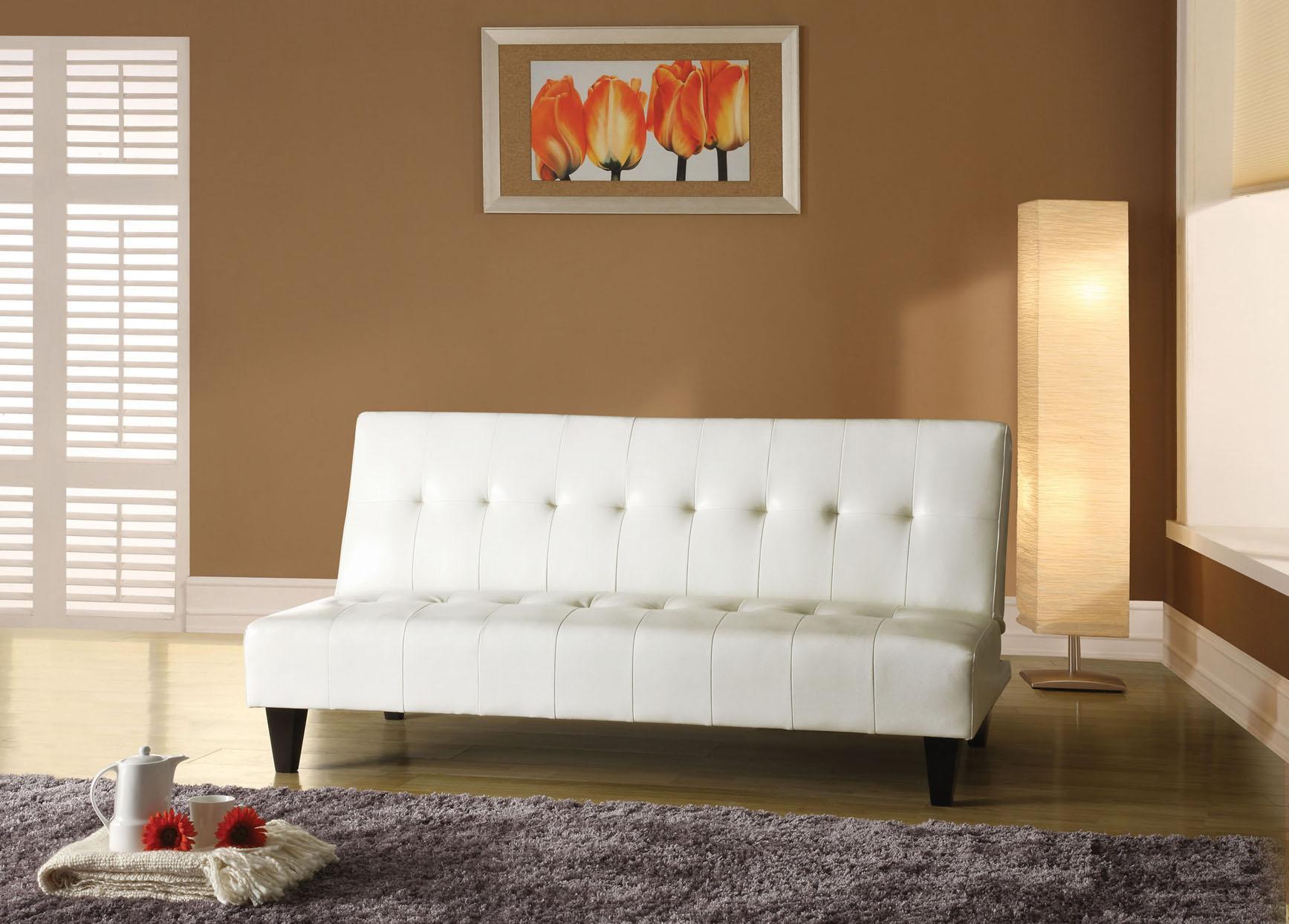 Acme Furniture Conrad Adjustable Sofa - Item Number: 05858C