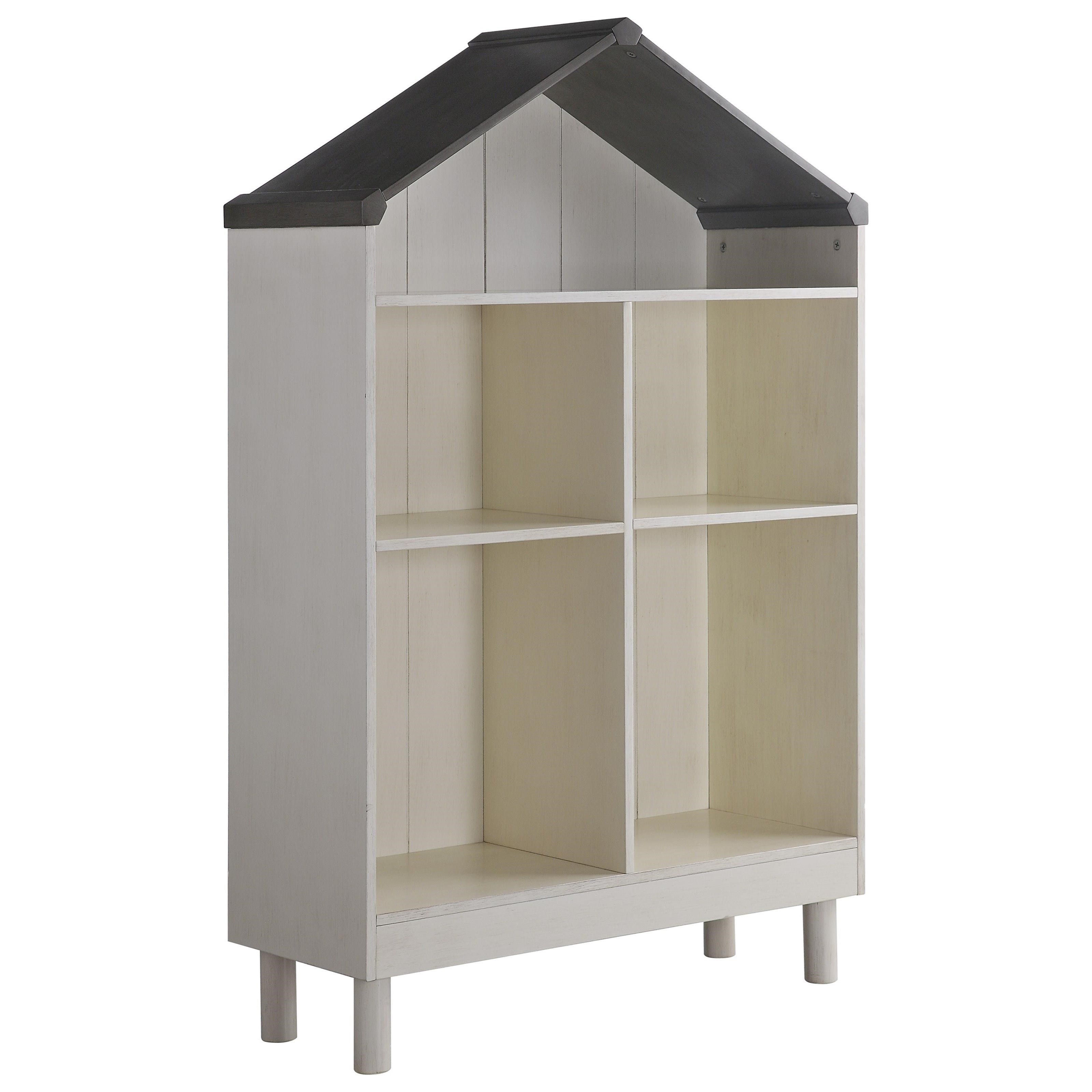 Doll Cottage Bookcase by Acme Furniture at Carolina Direct