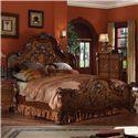 Acme Furniture Dresden King Bed - Item Number: 12137EK