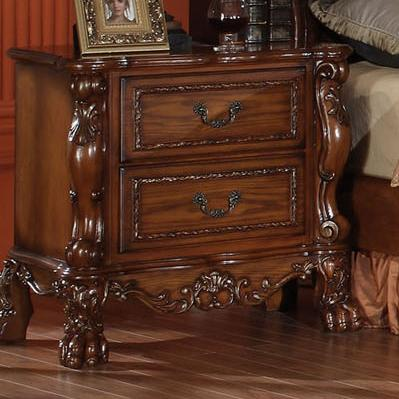 Acme Furniture Dresden Nightstand - Item Number: 12143