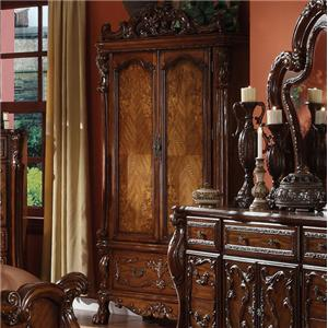 Acme Furniture Dresden TV Armoire