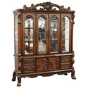 Acme Furniture Dresden Hutch and Buffet - Item Number: 12155