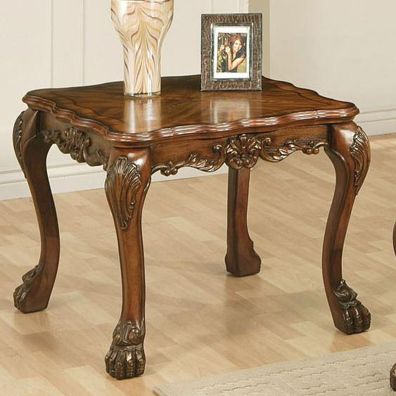 Acme Furniture Dresden End Table - Item Number: 12166