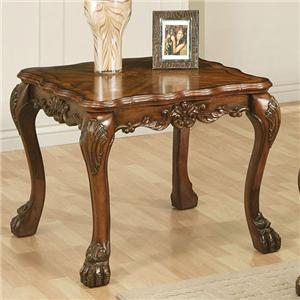 Acme Furniture Dresden End Table