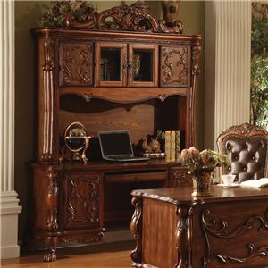 Acme Furniture Dresden Credenza and Hutch