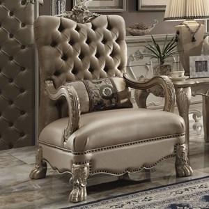 Chair & 1 Pillow