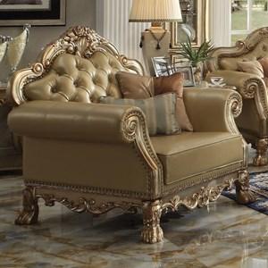 Chair & 2 Pillows