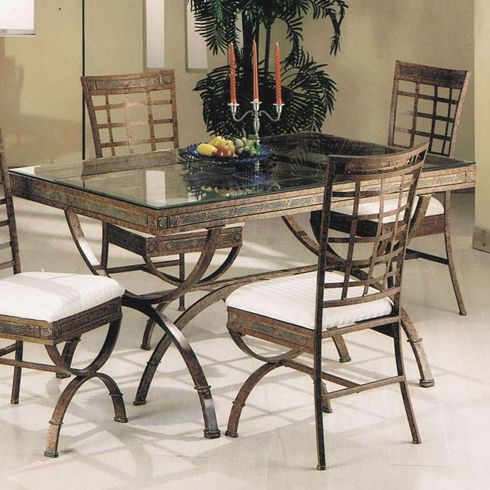 Acme Furniture Egyptian Dining Table - Item Number: 08630