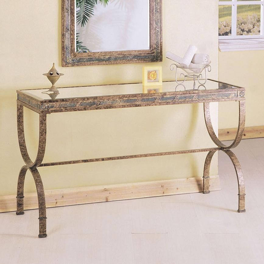 Acme Furniture Egyptian Console Table - Item Number: 08633