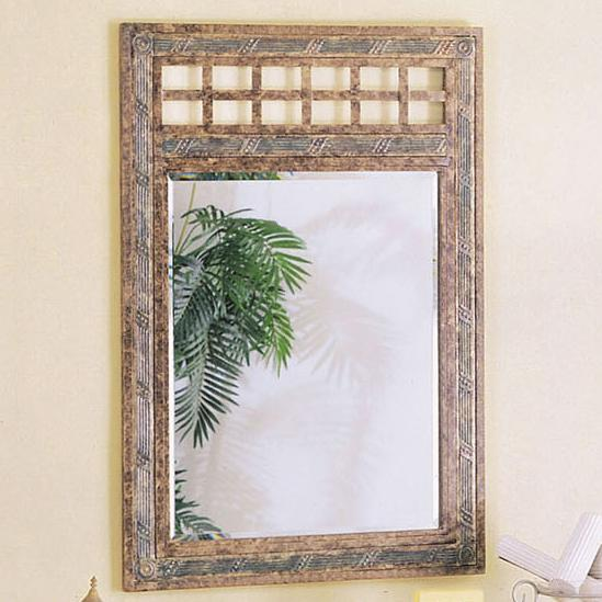 Acme Furniture Egyptian Mirror - Item Number: 08634