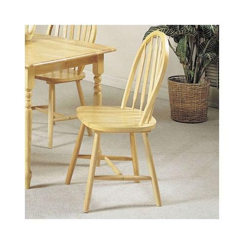 Acme Furniture Farmhouse Arrowback Windsor Chair - Item Number: 02482N