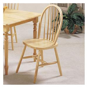 Acme Furniture Farmhouse Spindleback Windsor Chair