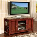 Acme Furniture Finely TV Stand W/Faux Marble Top - Item Number: 91000