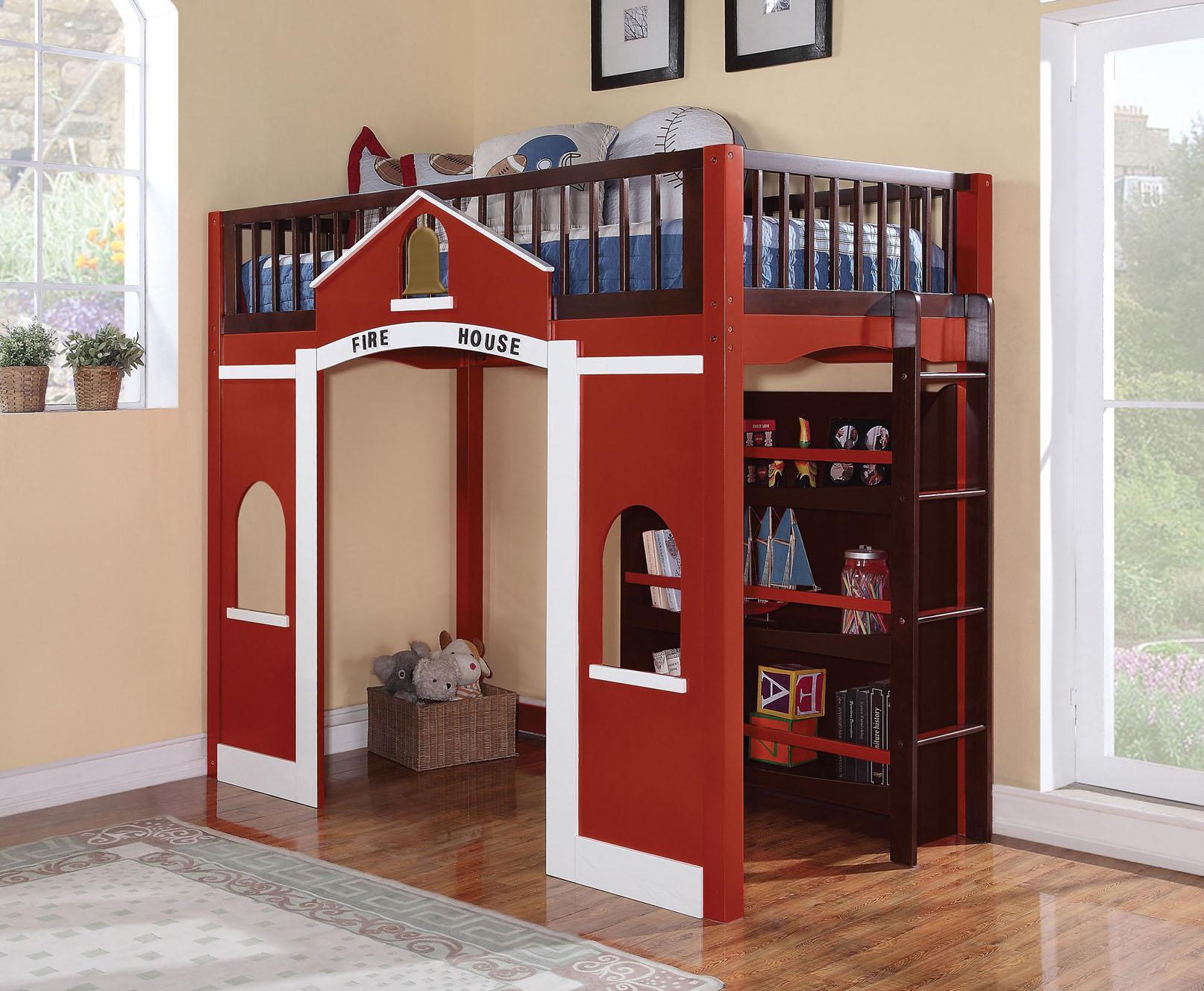 Acme Furniture Fola Loft Bed - Item Number: 37085