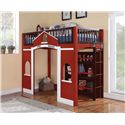 Acme Furniture Fola Loft Bed - Item Number: 37085