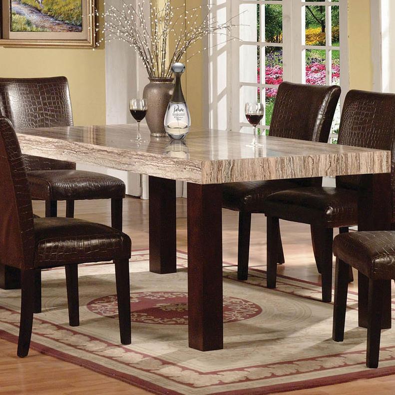 Acme Furniture Fraser Dining Table - Item Number: 70130