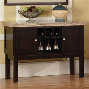 Acme Furniture Fraser Server
