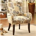 Acme Furniture Gabir Accent Chair - Item Number: 59077