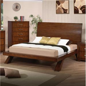 Acme Furniture Galleries Queen Bed