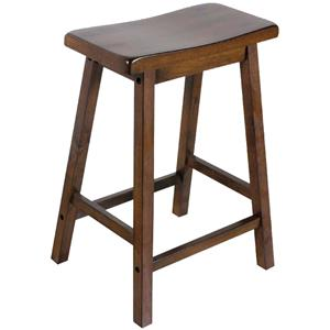 "Acme Furniture Gaucho 24"" Stool"
