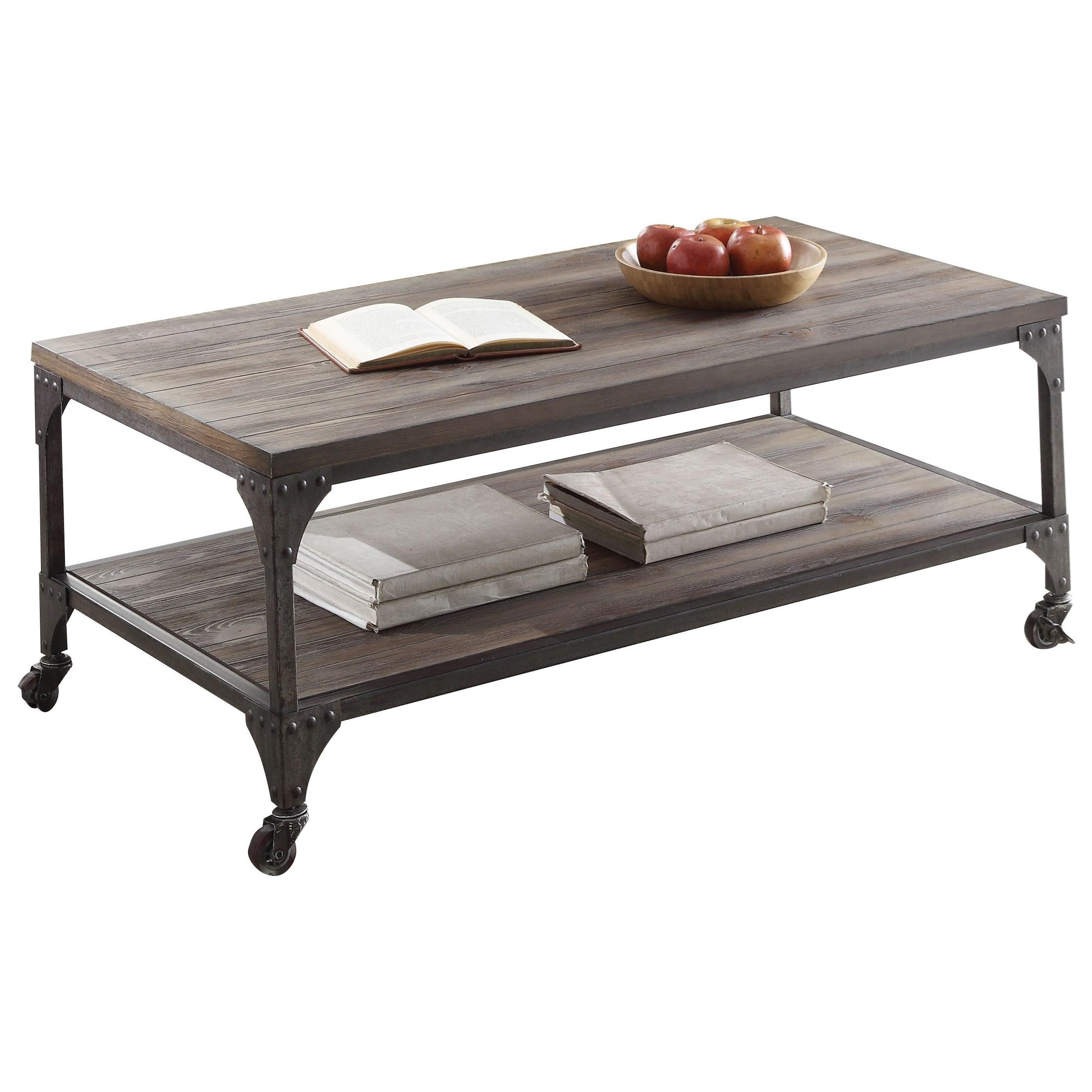Gorden Coffee Table by Acme Furniture at Carolina Direct