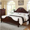 Acme Furniture Gwyneth California King Bed - Item Number: 21854CK
