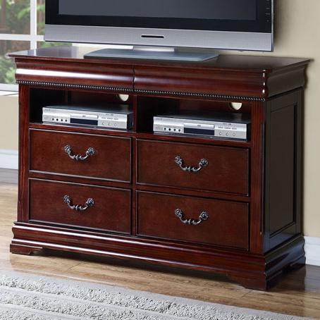Acme Furniture Gwyneth TV Console - Item Number: 21867