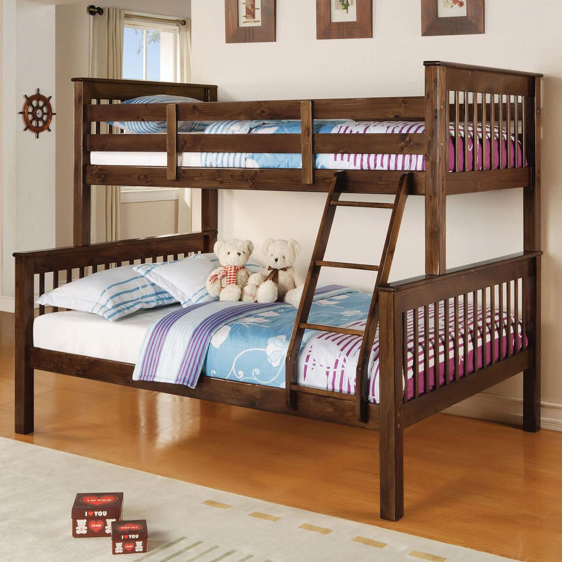 Acme Furniture Haley Bunkbed - Item Number: 02417