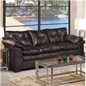 Acme Furniture Hayley 3-Seater Stationary Sofa - Item Number: 50350
