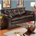 Acme Furniture Hayley 3-Seater Stationary Sofa - Item Number: 50355