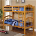 Acme Furniture Heartland  Bunkbed - Item Number: 02359